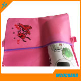 Bolsa promocional Cartoon Drawstring Back para sacola escolar Bolsa feminina
