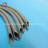 Tube de empaquetage antistatique de PVC de Transtparent