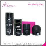 Fibre bollate di ispessimento dei capelli della proteina delle fibre della costruzione dei capelli della cheratina fibra naturale della cheratina dei capelli