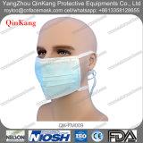 Relation étroite dentaire remplaçable de clinique sur le masque protecteur