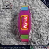 Wristwatch браслета вахт силикона СИД (DC-2149)