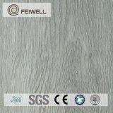 Panneau d'étage imperméable à l'eau de Lvt de qualité simple de couleur