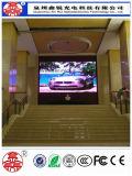 Крытый Rental P6 рекламируя экран полного цвета высокого качества индикации СИД