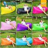 Luft-Gefüllter kampierender Freizeit-Sofa-Möbel-aufblasbarer Luft-Couch-Zug-Beutel