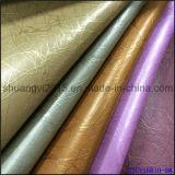 壁カバーおよび装飾の家具製造販売業のための半PU革
