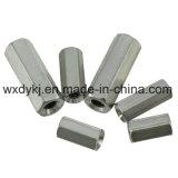 Noce di accoppiamento di esagono dell'acciaio inossidabile di BACCANO 6334