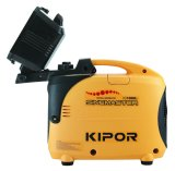 Kipor Essence Digital Inverter 1kVA Générateur Ig1000s avec lumières