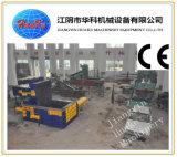 Presse hydraulique de cuivre de rebut