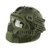Новый шлем Китая оптовый быстрый с комплектом маски провода забастовки