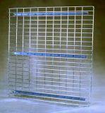 Plataforma do engranzamento de fio para cremalheiras