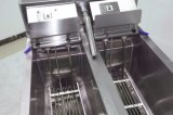 Henny Penny Electric Automatic Commercialement Ouvert Au fond Kfc Fryer