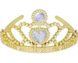 Diadema della parte superiore degli accessori dei capelli dei monili dei capelli di spettacolo della sposa di cerimonia nuziale
