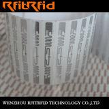 UHFのアルミニウムエッチングはタンパーRFIDの札かスマートなラベルまたはステッカー防ぐ