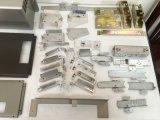 Produits en aluminium #3132 de soudure architecturale fabriqués par qualité