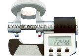 Pantalla digital electrónica de 25-50 mm dentro de los micrómetros