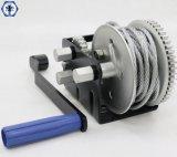 3 Handhandkurbel der Geschwindigkeits-1000kg mit Kabel-Puder-Beschichtung
