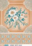 Coperchio stampato PVC nuovo Tablecover appoggiante non tessuto della Tabella del materiale del vinile di disegno