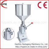 Llenador A03 de la máquina de rellenar del polvo de la presión de mano