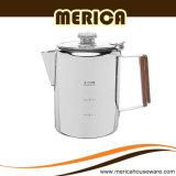 鍋9個のコップのステンレス鋼の濾過器のコーヒー