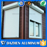 De alta calidad de la venta directa de perfil enrollable Puerta ventana de aluminio
