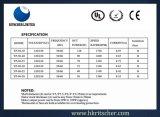 Motor de ventilador del condensador de la alta calidad para el secador automático de la mano