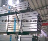 適正価格の電流を通された長方形鋼管