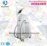 Linha remoção vertical Machine&#160 do cabelo do cabelo do laser Multifuctional do diodo da remoção 808nm;