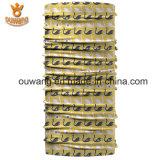 Kundenspezifischer Firmenzeichen-Abdruck Microfiber Stutzen-Röhrenschal