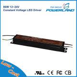 fonte de alimentação atual de 96W 0~4A 12~24V/constante constante do diodo emissor de luz da tensão