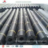 De vlotte HDPE Kosten van de Voering van de Vijver en van de Voering van de Dam in HDPE Geomembrane