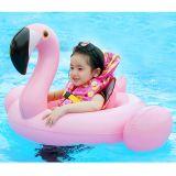 Горячий продавая раздувной поплавок заплывания фламингоа единорога лебедя, плавая пол, тюфяк воды