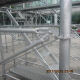 構築のためのZds Ringlockの足場システム