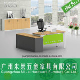 Direttore contemporaneo Office Table del gestore con la Tabella laterale