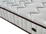 Colchón apretado de la espuma del resorte que acolcha con talla modificada para requisitos particulares