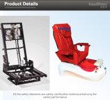 連続の簡易性のPedicureの鉱泉は安くロッキングチェアのHypnotherapyの携帯用マッサージの椅子の議長を務める