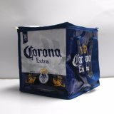 La Chine a fait les sacs de glace isolés de sacs de refroidisseur pour la promotion