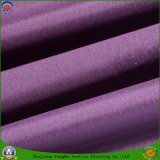 織布既製のカーテンのための編まれたポリエステル防水Frの上塗を施してある停電のカーテンファブリック