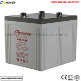 Batterie profonde del ciclo del gel di lunga vita solare della batteria 2V 1500ah