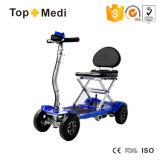 Одн-Кнопка способа складывая с ограниченными возможностями электрическую кресло-коляску для люди с ограниченными возможностями