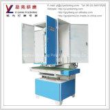 Máquina automática de dos correas abrasivas de la arena para el pulido de madera