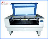 Máquina de gravura da estaca do laser da indústria de vestuário