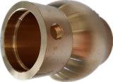 Delen Manufactory die 5axis CNC van het metaal de Dienst machinaal bewerken