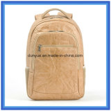 L'usine personnalisée font à Dupont matériel neuf le sac extérieur de papier de sac à dos, sac d'épaule de papier de Tyvek de promotion double avec la courroie réglable