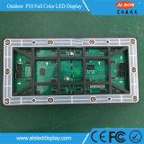Painel de LED ao ar livre em cores Full P10 com Ce RoHS FCC