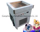 Glace plate industrielle de carter faisant frire la machine avec la mémoire 6