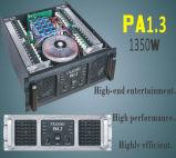 Amplificador profesional del poder más elevado de la alta calidad del Ab 1350W de la clase (PA1.3)
