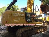 CAT usado 329D L excavadores hidráulicos de la maquinaria del gato para la venta