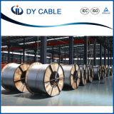 Câble d'alimentation électrique supplémentaire de conducteur nu en aluminium d'ACSR