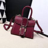 最新の型デザイン方法女性袋の女の子のハンドバッグの実質の革女性ショルダー・バッグEmg4928