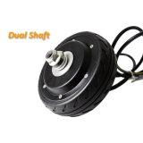 5 인치 단단한 타이어 125mm 50-250W 스쿠터 모터